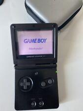 gameboy advance sp + Pokemon Smaragd
