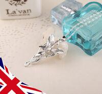 Lord of the Rings Necklace Pendant - LOTR - HOBBIT - Arwen EVENSTAR - UK Seller