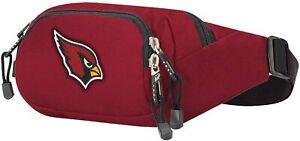 Arizona Cardinals NFL Northwest Adult Unisex Fanny Pack Team Color New