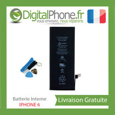 BATTERIE INTERNE POUR IPHONE 6 NEUVE + OUTILS ---TVA ---O CYCLE---TOP QUALITE