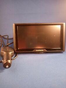 "Garmin Drive 6.1 LM US Automotive GPS satellite - Large 6"" Screen. 1-2"