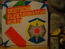 v/a DEUTSCHE ELEKTRONISCHE MUSIK Vol. 2 2xLP/Ash Ra Tempel/Amon Duul II/Can/etc.