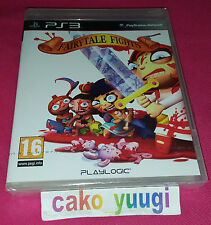 FAIRYTALE FIGHTS SONY PS3 NEUF SOUS BLISTER 100% FRANCAIS