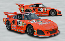 1978 Porsche 935 K3 Jagermeister 911 Classic Vintage GT Race Car Photo (CA-0890)