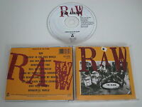 The Alarm / Raw ( I. R.S. 71.30872) CD Album