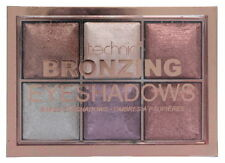 Metallic Long Lasting Bronze Eye Shadows