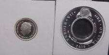 Australia 2013 RAM Bicentennial Holey Dollar & Dump Set silver proof coin  2*2