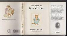 BEATRIX POTTER  =  THE TALE OF TOM KITTEN  =