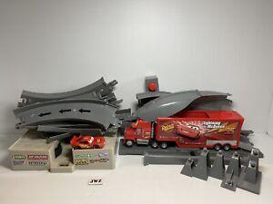 Disney Pixar Cars Mack Track Challenge - 🚗