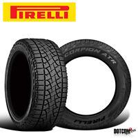 2 X New Pirelli Scorpion ATR 325/45R24 120/117S All-Season All-Terrain Tires