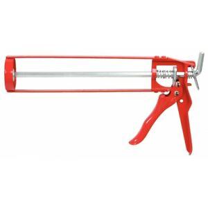 KS TOOLS 980.1055 Pistolet à silicone simple pour cartouches 310ml 9''
