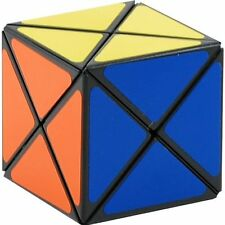 MF8 6-Color Magic Intelligence Test Dino Speed Cube puzzle Black