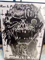 Gore short films anthology 4 - Limited #666 - Extreme horror DVD-R