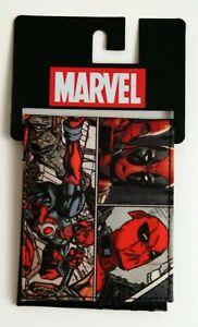 BIOWORLD Official MARVEL Deadpool Bifold Wallet