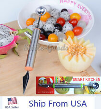 New Smart Kitchen Tool Stainless Steel Fruit Platter Production Cutter USA US