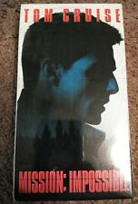VHS Movie <> Mission: Impossible * [w/ Tom Cruise]