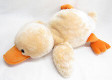 BIG BABY GUND FLAPPY LAYING DUCK PLUSH 28""