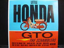 The Scramblers - Little Honda GTO - Wyncote - W 9048