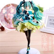 NEW Vocaloid Hatsune Snow In Summer Miku Painted PVC Figure Dolls Anime Toy