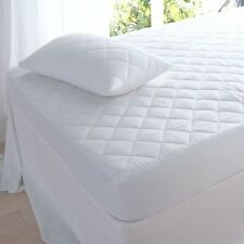 4Ft Small Double Extra Deep Quilted Matress Protector Hygienic Non Allergenic
