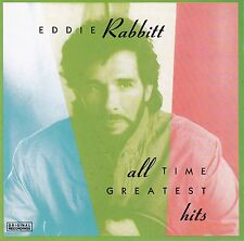 Eddie Rabbitt: All Time Greatest Hits/CD-Top-stato