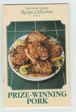 The Country Cooking Recipe Collection: Prize Winning Pork