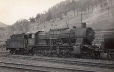 ORIG.FOTO OTHMAR BAMER LOK 659.29 MÜRZZUSCHLAG AUG.1957 (AK614)
