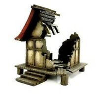 Ruined House Kensei Undead Zenit Miniatures (1x 28mm Miniatures Scale)