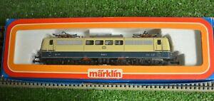 Marklin HO 3058 DB Vintage Electric Loco BR151  With Digital Conversion And Box