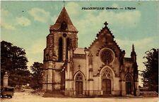 CPA  Framerville (Somme) - L'Eglise      (295425)