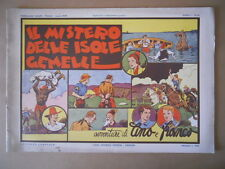 AVVENTURE DI CINO E FRANCO n°16 1974 MISTERO ISOLE GEMELLE   [G758] BUONO