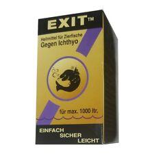 eSHa Exit 20ml-Heilmittel Pünktchenkrankheit Ichthyo Oodinium Zierfische Arznei