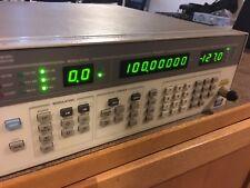 HP AGILENT KEYSIGHT 8656B SIGNAL GENERATOR .1-990MHZ