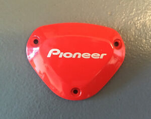 PIONEER POWER METER RIGHT SENSOR COVER RED dura ace ultegra 105