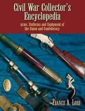 US Union Confederacy Civil War Collectors Arms Uniforms Equipment Reference Book