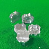 Star Trek TOS, P2 Phaser, HERO Top Turn Clover, Metal Part, fits all props