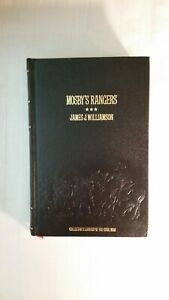 Mosby's Rangers by Jame Williamson Collectors Library of the Civil War Time Life