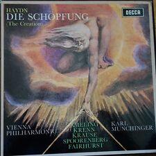 SET 362-3 Haydn The Seasons / Munchinger / VPO W/B 2 LP box