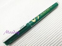 1 x Pilot Hi-Tecpoint Cartridges System Needle Tip 0.7mm RollerBall Pen, GREEN