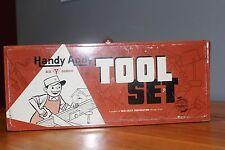 HANDY ANDY METAL TOOL BOX Vintage 1960/61