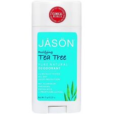 Jason Tea Tree Deodorant Stick 2.5 oz