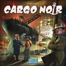 Cargo Noir Board Game Days of Wonder