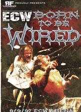 ECW Extreme Championship Wrestling BORN TO BE WIRED DVD Terry Funk