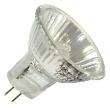 Pack of 10 Long Life Lamp Company MR11 10 watt 12V Halogen Lamp Light Bulb Bulbs