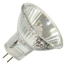 Pack of 10 Long Life Lamp Company MR11 10 watt 12V Halogen Lamp Light Bulb Bulbs