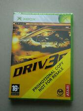 Atari ,Xbox - Driv3r, Promotional Copy , neu, versiegelt ,