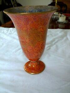 Superb Wedgwood Celestial Dragon Fairyland Lustre Vase - Daisy Makeig- Jones