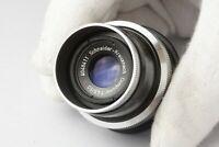 Schneider Kreuznach Componar f/4.5 50mm photographic enlarger lens m39mm