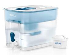 BRITA Wasserfilter FLOW 8,2 Liter wei�Ÿ-petrol inkl. 1 MAXTRA+ Kartusche / Filter