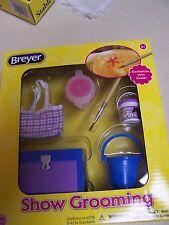 Breyer Show Grooming Set - NIB – NR